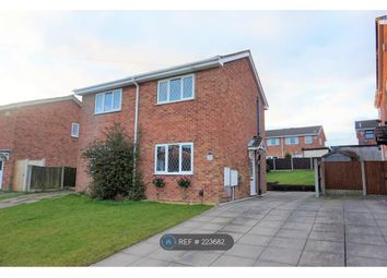 Thumbnail 1 bed semi-detached house to rent in Ledbury Crescent, Stoke-On-Trent