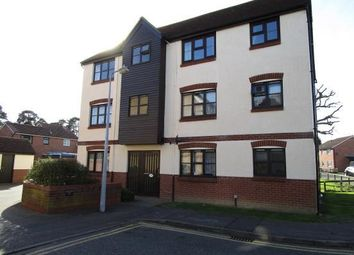 Thumbnail 1 bed flat to rent in California Close, Highwoods, Colchester