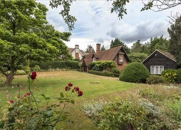 Thumbnail 4 bed detached house for sale in South Park Crescent, Gerrards Cross, Buckinghamshire
