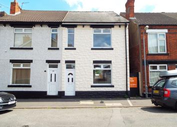 Thumbnail 2 bed semi-detached house for sale in Harcourt Street, Kirkby In Ashfield, Nottingham, Nottinghamshire