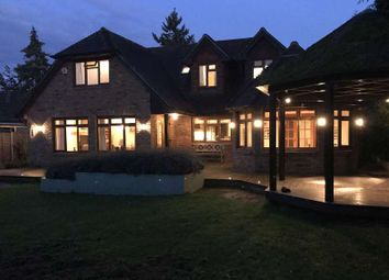 Thumbnail 5 bed detached house for sale in Lower Road, Bookham, Leatherhead