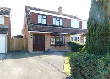 Thumbnail 3 bed semi-detached house for sale in Sharpington Close, Galleywood, Chelmsford