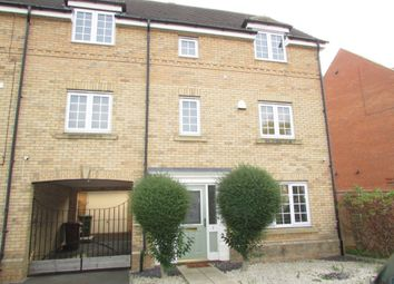 Thumbnail 4 bed end terrace house to rent in Higney Road, Hampton Vale