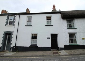 Thumbnail 3 bed terraced house to rent in East Street, Braunton, Devon