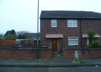 Thumbnail 3 bedroom flat for sale in Hautmont Road, Hebburn
