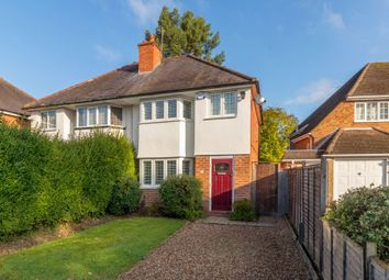 3 bed semi-detached house for sale in Mill Lane, Bentley Heath, Solihull B93
