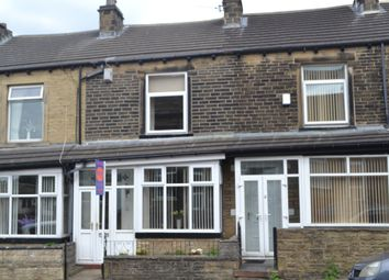 Thumbnail 2 bed terraced house for sale in Cresswell Place, Horton Bank Top, Bradford