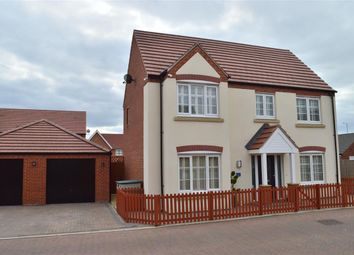 Thumbnail 4 bed detached house for sale in Biffin Way, Swaffham