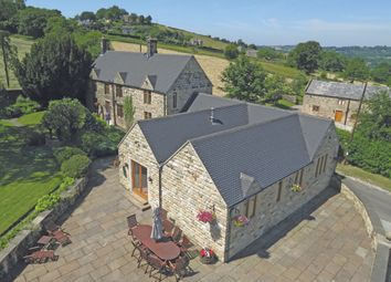 Thumbnail 7 bed property for sale in Dark Lane, Ashover Hay, Ashover, Derbyshire
