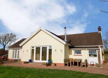 Thumbnail 4 bed detached bungalow for sale in Sampford Courtenay, Okehampton