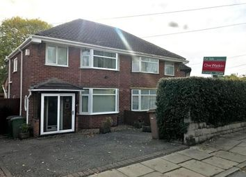 Thumbnail 3 bed semi-detached house for sale in Croft Avenue, Wirral, Merseyside