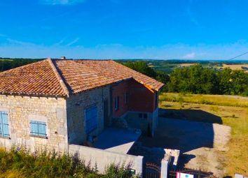 Thumbnail 3 bed property for sale in Midi-Pyrénées, Tarn-Et-Garonne, Montpezat De Quercy