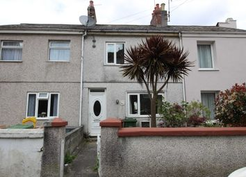 Thumbnail 2 bedroom terraced house to rent in Jubilee Terrace, Plymouth