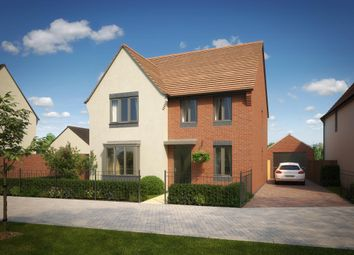 "Thumbnail 4 bedroom detached house for sale in ""Holden"" at Lawley Drive, Telford"