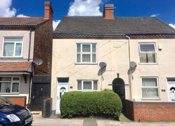 Thumbnail 2 bed property for sale in Croft Road, Nuneaton