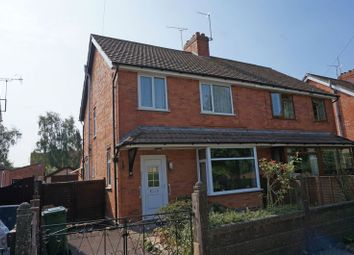 Thumbnail 3 bed semi-detached house for sale in Northfield Avenue, Taunton