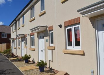 Thumbnail 2 bed terraced house to rent in Dragon Rise, Norton Fitzwarren, Taunton, Somerset