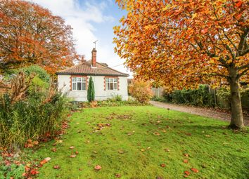 Thumbnail 3 bed detached bungalow for sale in West End Avenue, Brundall, Norwich