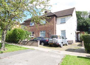 Thumbnail 3 bed semi-detached house for sale in Westfield Road, Dunstable