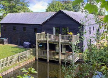 Thumbnail 4 bed barn conversion for sale in Hamel Park Barns, Hamels Lane, Buntingford