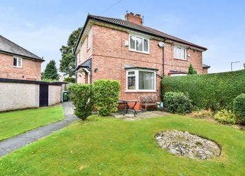 Thumbnail 3 bed semi-detached house for sale in Lee Avenue, Broadheath, Altrincham