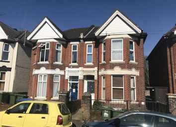 Thumbnail 1 bed flat to rent in Cedar Road, Portswood, Southampton
