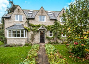Thumbnail 6 bed detached house for sale in The Street, Castle Eaton, Swindon