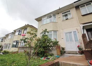 Thumbnail 3 bed semi-detached house for sale in Forest Road, Fishponds, Bristol