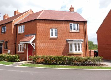 Thumbnail 3 bed semi-detached house for sale in Badger Close, Brackley