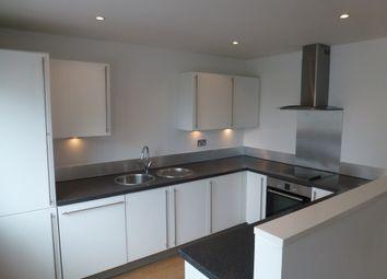 Thumbnail 2 bed flat to rent in Albert Basin Way, Royal Quay, London