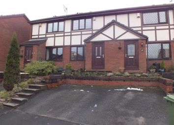 Thumbnail 2 bed terraced house to rent in Parkfields, Millbrook, Stalybridge
