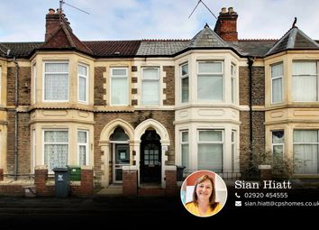 Thumbnail 4 bedroom terraced house for sale in Tewkesbury Place, Cathays, Cardiff