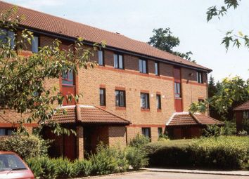 Thumbnail 1 bed flat to rent in Langshott, Horley, Surrey
