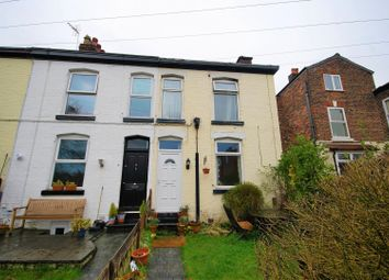 Thumbnail 2 bed end terrace house for sale in Norris Bank Terrace, Stockport