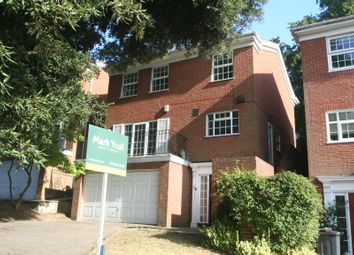 Thumbnail 4 bed town house for sale in Warren Road, Purley, Surrey
