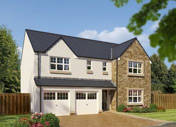 "Thumbnail 5 bed detached house for sale in ""The Stenton"" at Gateside Road, Haddington"