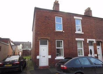 Thumbnail 2 bedroom end terrace house to rent in Peel Street, Carlisle, Carlisle