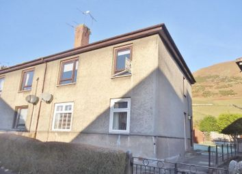 Thumbnail 1 bed flat for sale in Jamieson Gardens, Tillicoultry