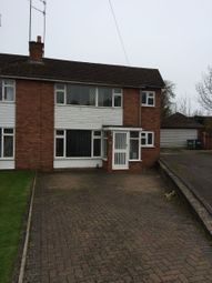 Thumbnail 4 bed terraced house to rent in Bridge Street, Warwick