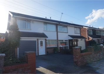Thumbnail 3 bed semi-detached house for sale in Richard Grove, Liverpool