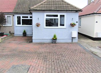 Thumbnail 2 bedroom bungalow for sale in Renton Drive, Orpington