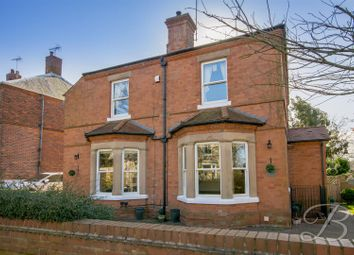 Thumbnail 5 bed detached house for sale in Park Avenue, Mansfield