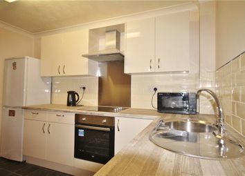 Thumbnail 1 bed flat to rent in Rosefield Road, Staines
