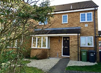 Thumbnail 2 bed terraced house for sale in Holmehill, Godmanchester, Huntingdon