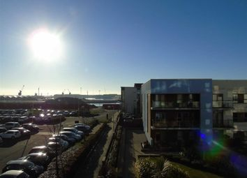 Thumbnail 2 bed flat for sale in Mariners Court, Lamberts Road, Swansea