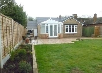 Thumbnail 2 bed semi-detached bungalow for sale in Nutbrook Avenue, Tile Hill, Coventry, West Midlands