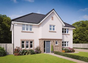 "Thumbnail 4 bedroom detached house for sale in ""The Elliot"" at Davidston Place, Lenzie, Kirkintilloch, Glasgow"