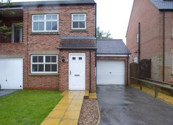 Thumbnail 2 bed property to rent in Whitley Farm Close, Whitley, Goole
