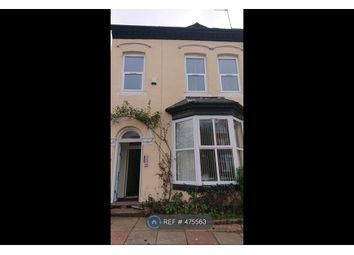 Thumbnail 6 bed end terrace house to rent in Gillott Road, Birmingham