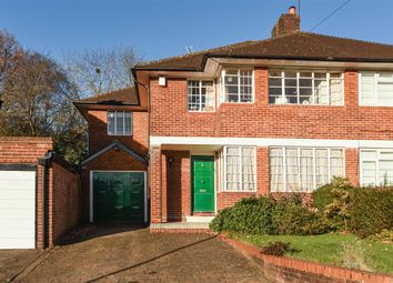Thumbnail 5 bed semi-detached house for sale in Sunnyfield, London